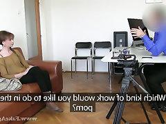Blowjob Amateur Casting