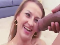 Big Boobs, Blonde, Interracial