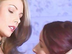 Lesbians nude lipstick