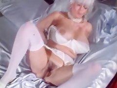 Big Boobs Blonde Masturbation Vintage