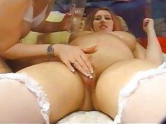 Big Boobs, Lesbian, Redhead
