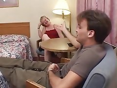 Blonde Creampie Hardcore Mature