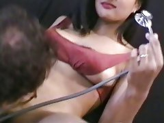 Interracial Asian Blowjob Brunette Hairy