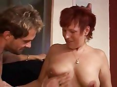 Hardcore Mature MILF Old and Young Redhead