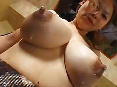 Nipples hard asian boobs with big girls