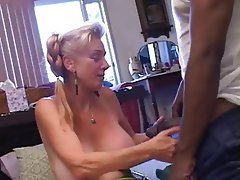 Blowjob Creampie Interracial Mature