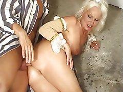 german granny anal
