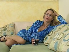 Blonde Housewife Mature MILF