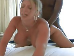 Big Boobs Big Butts Blonde Interracial MILF