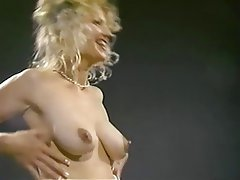 Babe Big Boobs Blonde Nipples Vintage