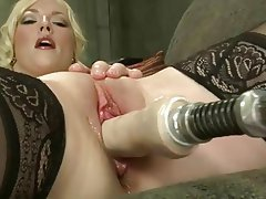 Milfs sex machines orgasm video