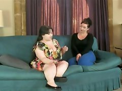 Amateur BBW Big Butts Mature Lesbian