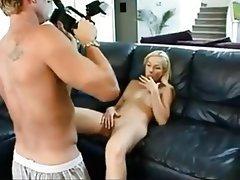 Big Boobs Blonde MILF