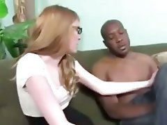 Blowjob Hardcore Interracial Pornstar