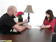 Babe Big Ass Blowjob Casting