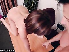 Asian Babe Blowjob Cumshot Teen
