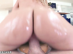 twerking on the dick