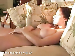 Big Tits Amateur Homemade Masturbation