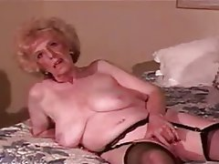 Blonde Granny Vintage