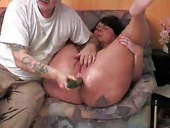 Anal BBW German Mature