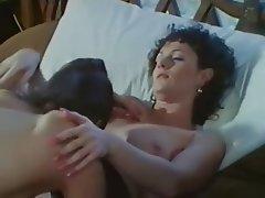 Lesbian, Pornstar, Vintage