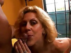 Blowjob Cumshot Cunnilingus Granny Old and Young