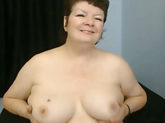 BBW Granny MILF Webcam