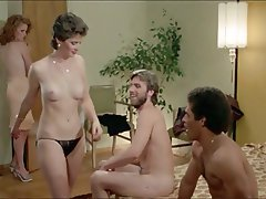 Group Sex Hairy MILF Swinger