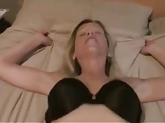Amateur British MILF POV