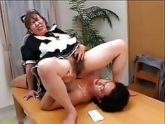 Asian BBW Japanese Mature Hairy