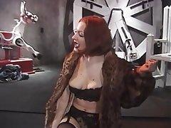 BDSM Redhead Femdom MILF