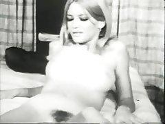 Blonde Hairy POV Vintage