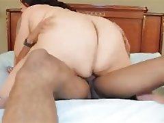 BBW Big Boobs Big Butts Interracial