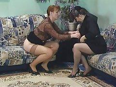 Anal Brunette Mature Group Sex
