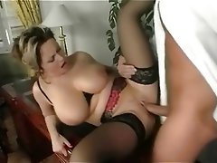 Big Boobs Mature Lingerie MILF