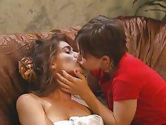 Babe Hairy Lesbian MILF