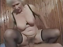 Big Boobs, Cumshot, Granny, Hairy