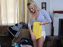 Babe Blonde Pornstar