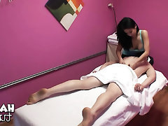 Asian Blowjob Handjob Massage