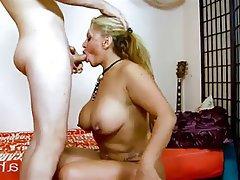 Spanish mature anal
