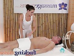 Babe Big Boobs Massage