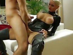 Amateur Blonde German Latex