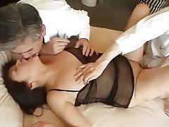 Group Sex Cuckold Japanese Mature