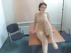 Amateur hairy pale girl nude