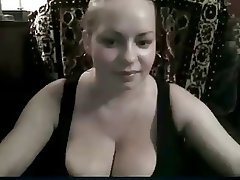 Blonde Big Boobs Webcam Russian