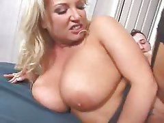 Big Boobs Blonde MILF Old and Young