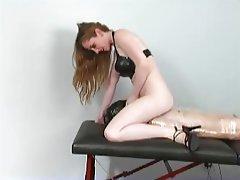 BDSM Face Sitting Femdom Lesbian