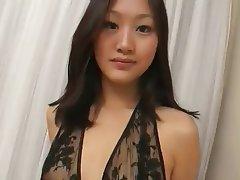 Asian Babe Blowjob Cumshot Facial
