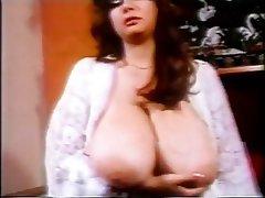 Babe Big Boobs Brunette Masturbation Vintage