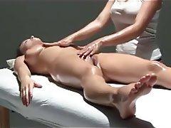 Close Up Massage Orgasm